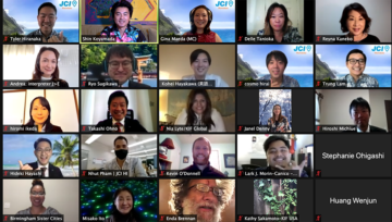Honolulu-Hiroshima: USJ Young Professionals Forum
