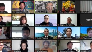San Jose-Okayama: US-Japan Young Professionals Forum