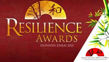 HAWAII: Resilience Awards by Japan Cultural Society, Maui